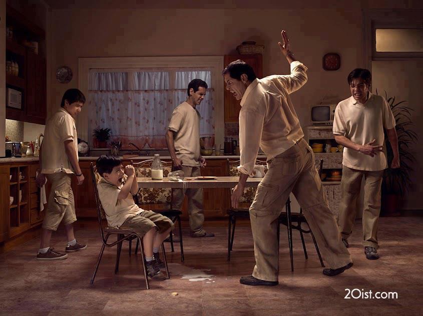 پیامدهای خشونت خانوادگی - دکتر طباطبایی