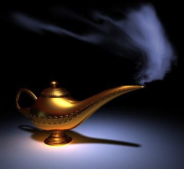 چراغ جادوی علاءالدین - دکتر طباطبایی