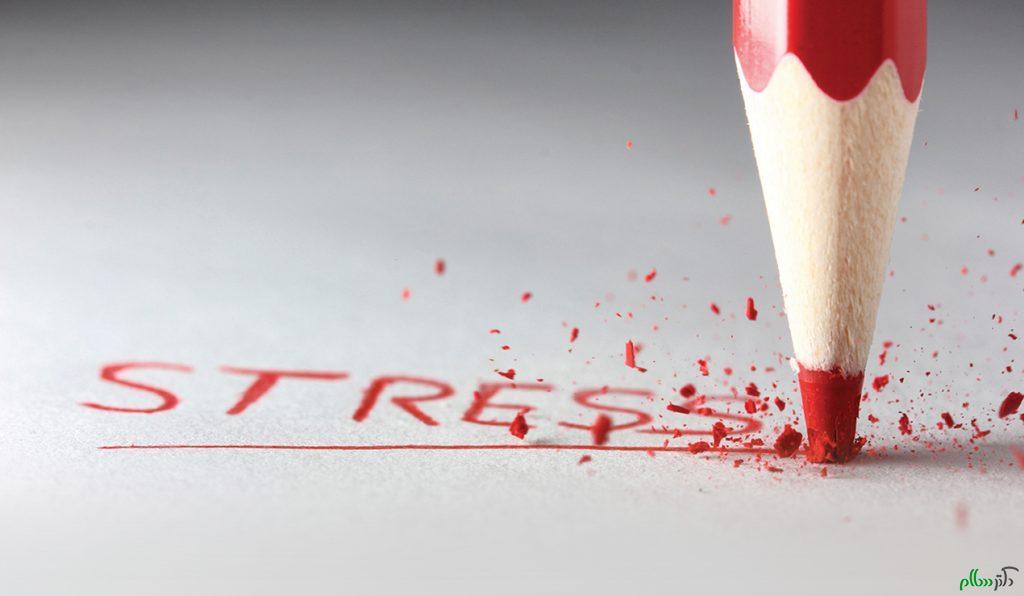 عوامل استرس - دکتر طباطبایی
