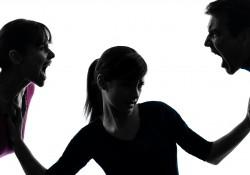 خشونت خانگی غیرقابل انکار
