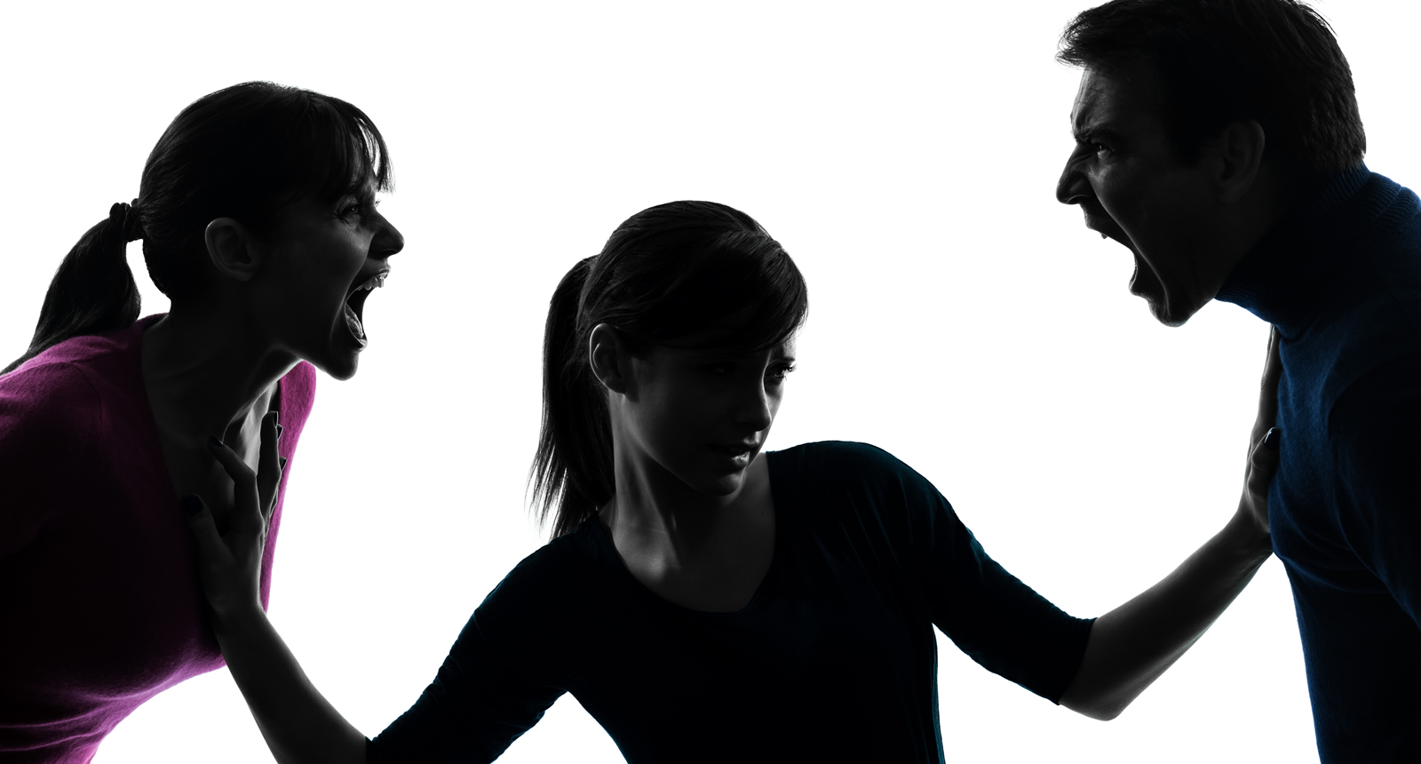 خشونت خانگی غیرقابل انکار - دکتر طباطبایی